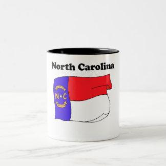 North Carolina State Flag Mugs