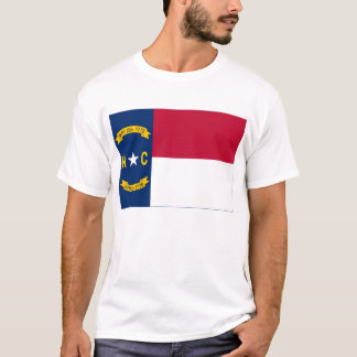 North Carolina State Flag T-Shirt
