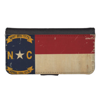 North Carolina State Flag VINTAGE.