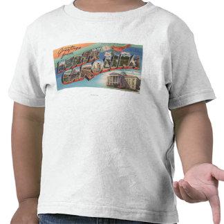 North Carolina (State Flower/Bird) Shirts