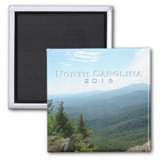 North Carolina State Fridge Magnet Change Year