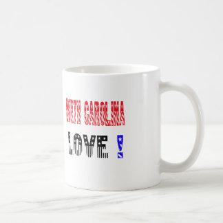 North Carolina State Love !!!! Mugs
