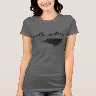 North Carolina State on Grey Shirt