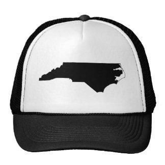 North Carolina State Outline Cap