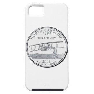 North Carolina State Quarter iPhone 5 Cover