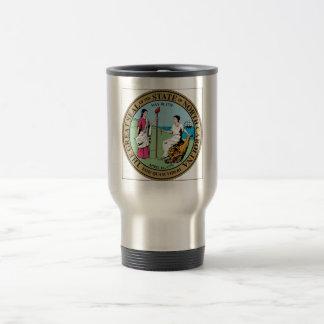 North Carolina State Seal Mug
