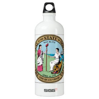 North Carolina State Seal SIGG Traveller 1.0L Water Bottle