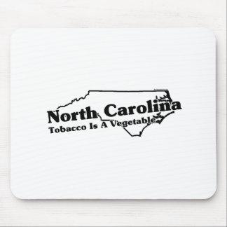 North Carolina State Slogan Mouse Pad