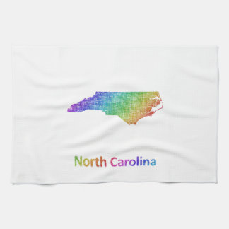 North Carolina Tea Towel