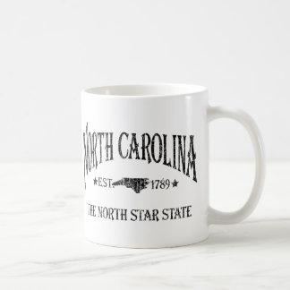 North Carolina - The North Star State Coffee Mug