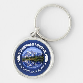 North Cascades National Park Key Ring