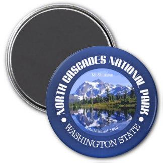 North Cascades National Park Magnet