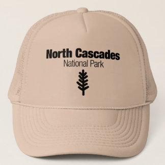 North Cascades National Park Trucker Hat