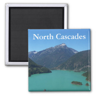 North Cascades Photo Magnet