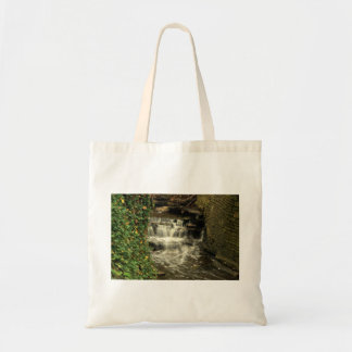 North Chagrin Reservation Water Falls tote bag