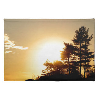 North Channel Sunset Placemat