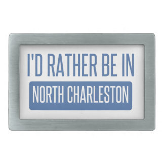 North Charleston Belt Buckles