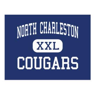 North Charleston - Cougars - North Charleston Post Cards