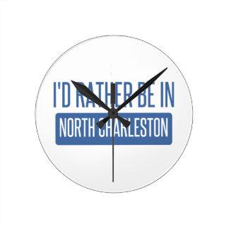 North Charleston Wallclock