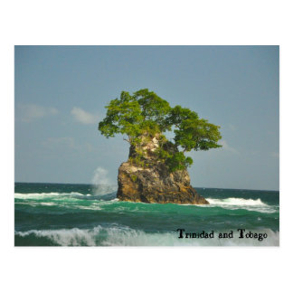 North Coast of Trinidad Postcard