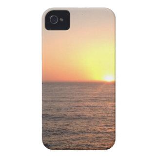 North Coast Sunset Case-Mate iPhone 4 Cases