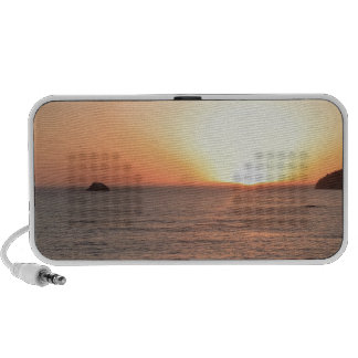 North Coast Sunset iPod Speakers