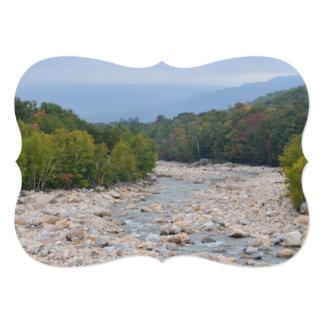 North Conway Wilderness 13 Cm X 18 Cm Invitation Card