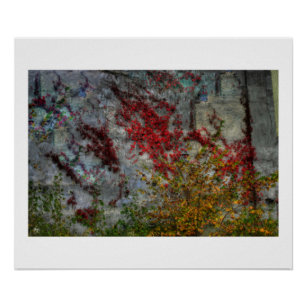 North Country Ode to Pollock Poster