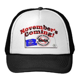 North Dakota Anti ObamaCare – November's Coming! Cap
