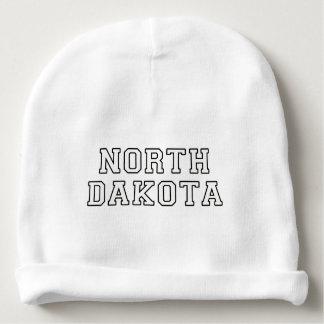 North Dakota Baby Beanie