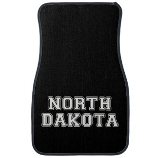 North Dakota Car Mat