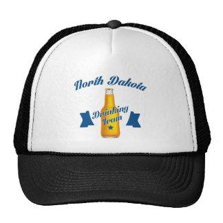 North Dakota Drinking team Cap