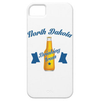 North Dakota Drinking team Case For The iPhone 5