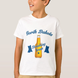 North Dakota Drinking team T-Shirt