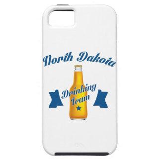 North Dakota Drinking team Tough iPhone 5 Case