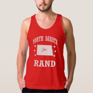 NORTH DAKOTA FOR RAND PAUL SINGLET