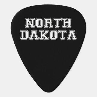 North Dakota Guitar Pick