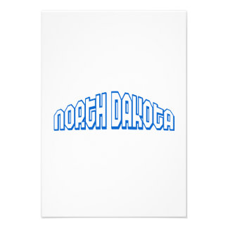 North Dakota Custom Invites