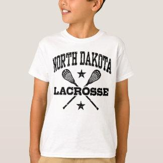 North Dakota Lacrosse T-Shirt