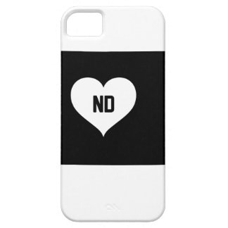 North Dakota Love Case For The iPhone 5
