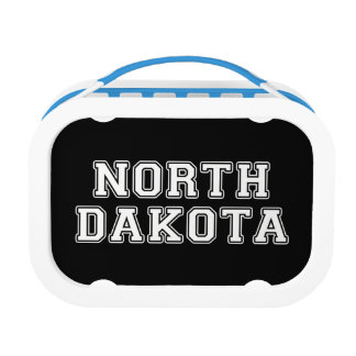 North Dakota Lunch Box