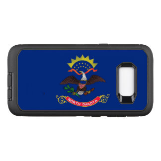 North Dakota OtterBox Defender Samsung Galaxy S8+ Case
