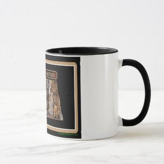 North Dakota Rig Up Camo Mug