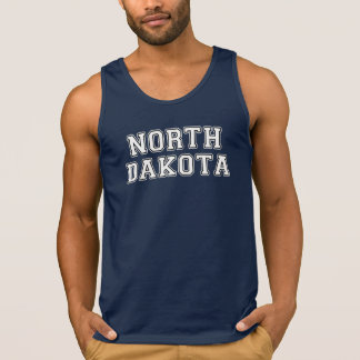 North Dakota Singlet