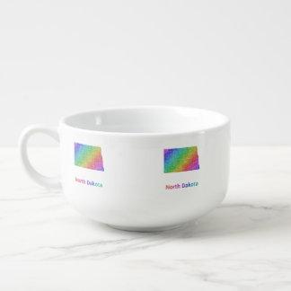 North Dakota Soup Mug