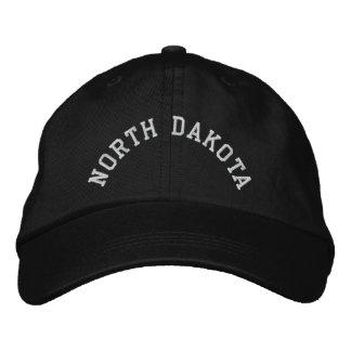 North Dakota State Embroidered Embroidered Hat