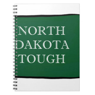 North Dakota Tough Notebook