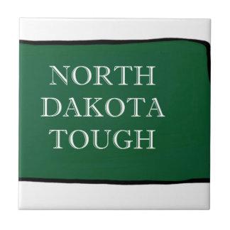 North Dakota Tough Tile
