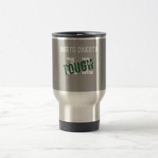 North Dakota Tough Travel Mug