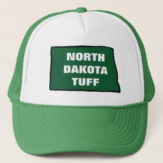 NORTH DAKOTA TUFF TRUCKER HAT